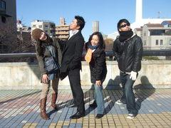目黒川clean-up1.JPG